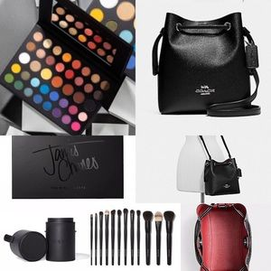 New Coach & James Charles bundle